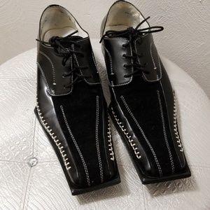Other - Men's Black Laceup Shoes
